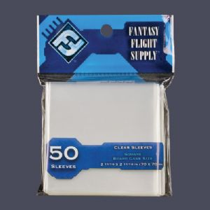 Fantasy Flight 70mm x 70mm - Square Card Sleeves